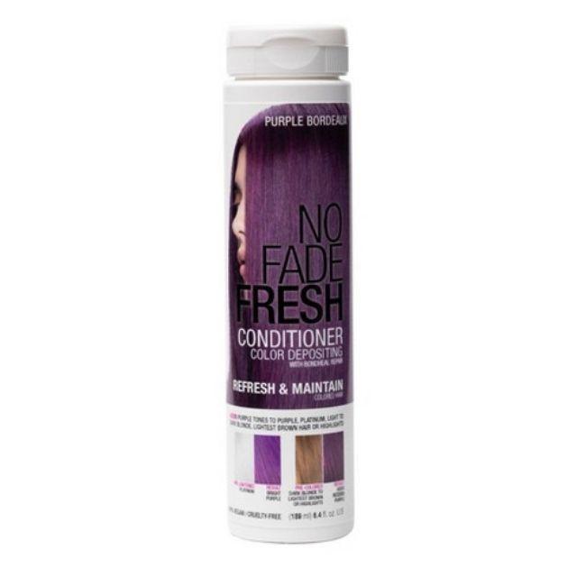 No Fade Fresh Color Depositing Semi-Permanent Hair Conditioner