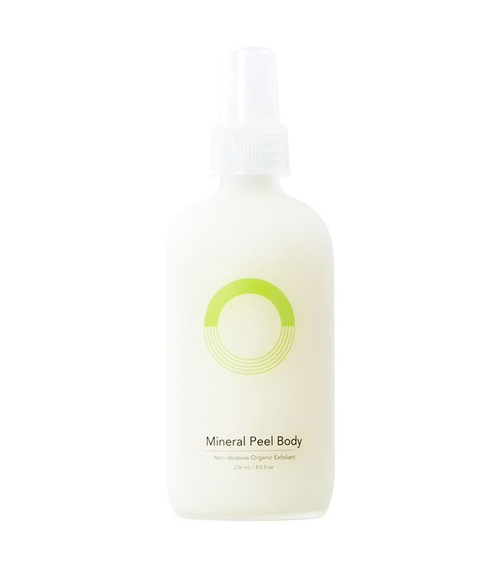 Best Body Peels: O.R,G Skincare Mineral Body Peel