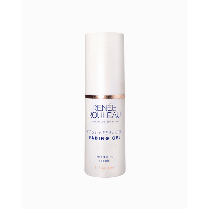 renee rouleau post breakout fading gel - acne scars
