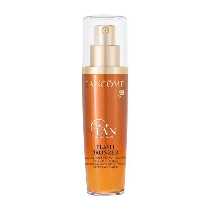best fake tan for face: Lancôme Flash Bronzer Self-Tanning Face Gel