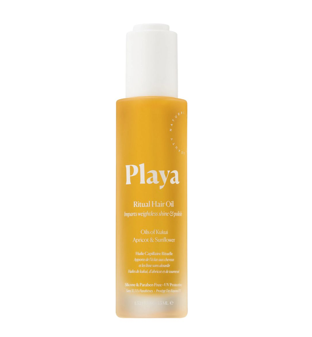 Playa hair oil