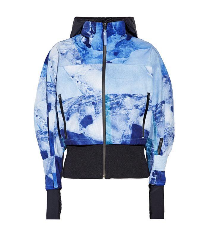 Adidas by Stella McCartney ClimaStorm Running Trail Shell Jacket