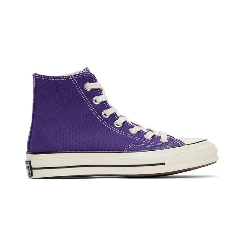 Purple Chuck 70 High Sneakers