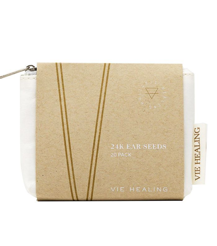 Best Mood Boosting Beauty Products: Vie Healing 24k Gold Ear Seeds