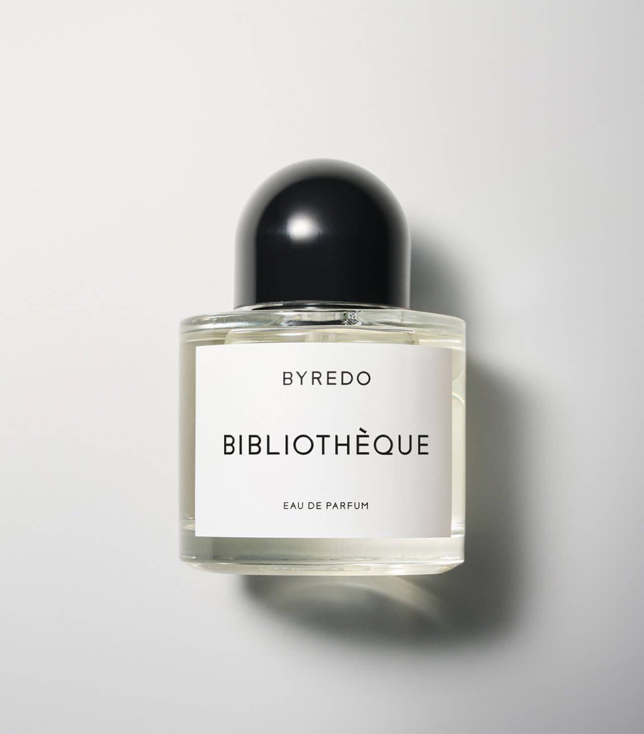 Bibliotheque perfume