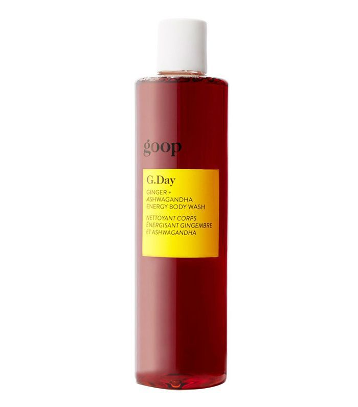 Goop G.Day Ginger + Ashwagandha Energy Body Wash