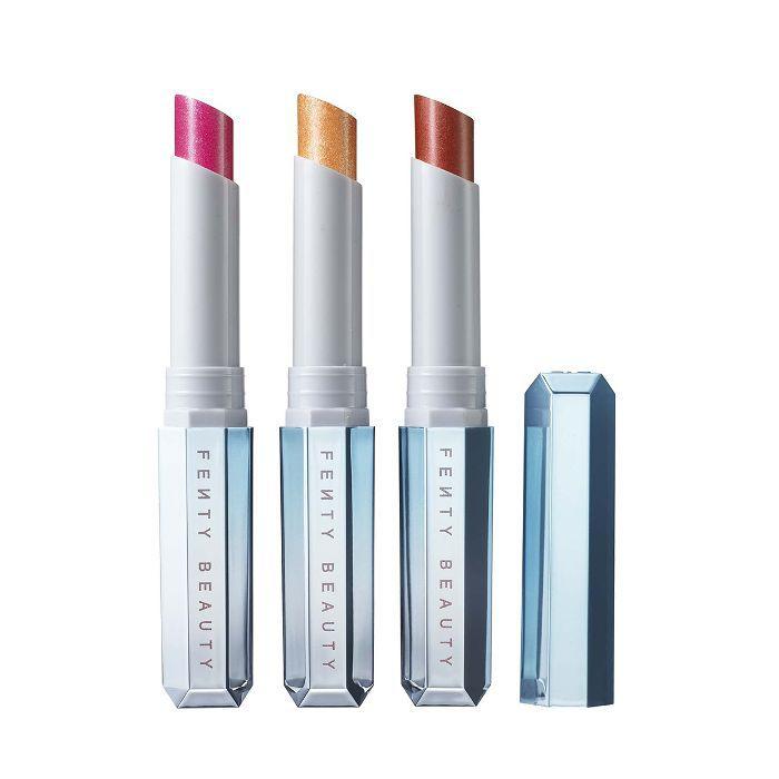 Fenty Beauty by Rihanna Snow Daze & Snow Nights Frosted Metal Lipstick 3-Pc. Set