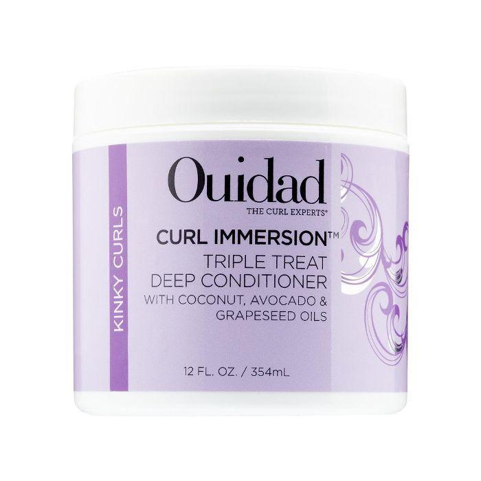 Curl Immersion(TM) Triple Treat Deep Conditioner 12 oz