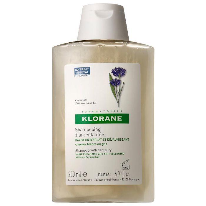 Shampoo with Centaury 6.7 oz/ 200 mL