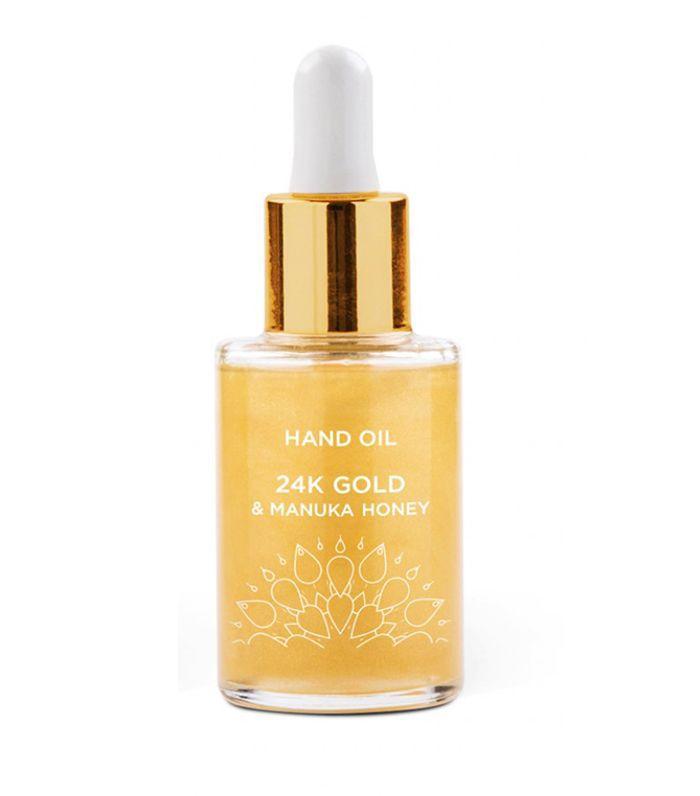 Manuka Doctor 24K Gold and Manuka Honey Hand Oil