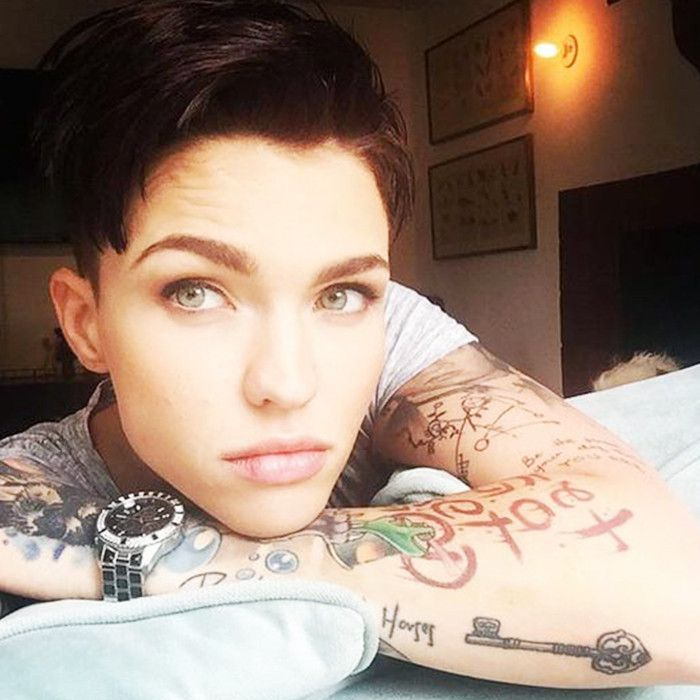Ruby Rose Tattoos - Ruby Rose Interview