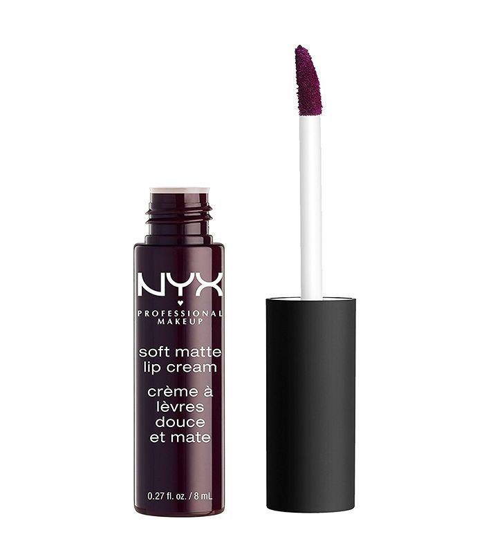 Best dark lipstick: NYX Soft Matte Lip Cream in Transylvania