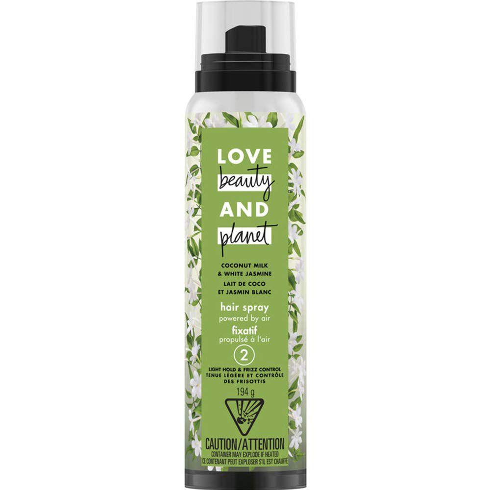 Love Beauty and Planet Coconut Milk Medium Hold & Volume Hair Spray