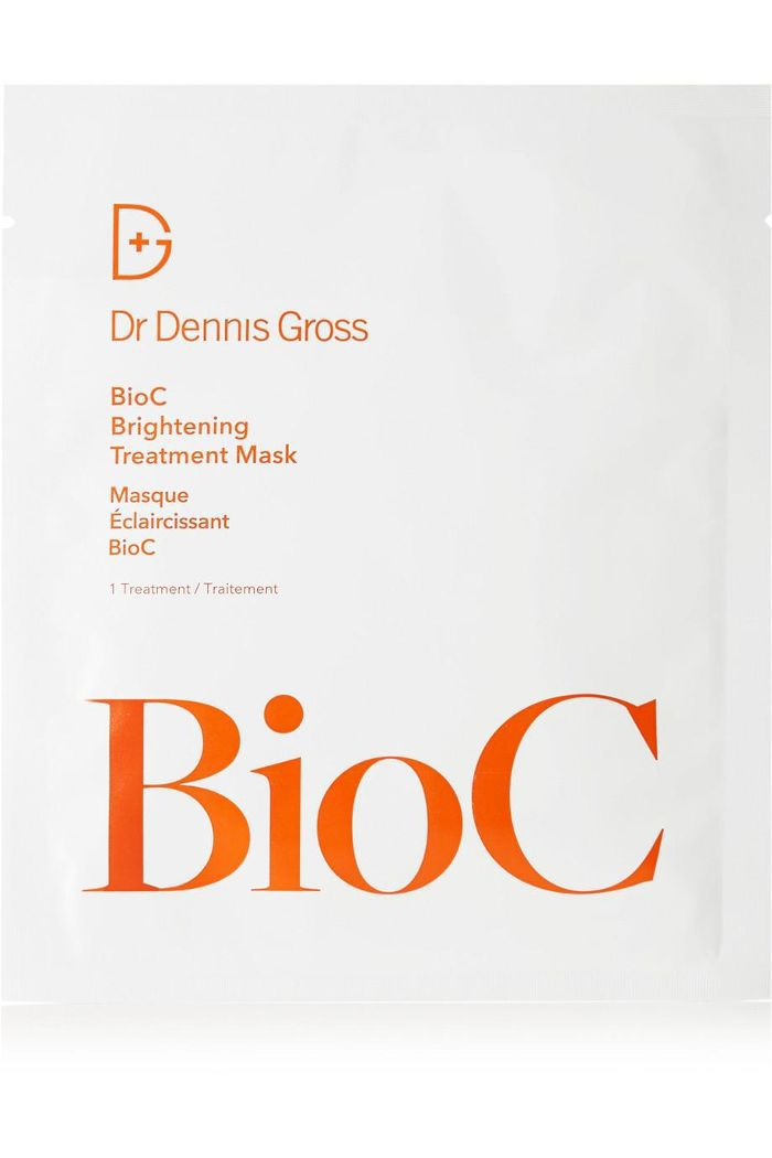 Set Of 8 Bioc Brightening Treatment Mask