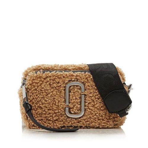 The Marc Jacobs Snapshot Teddy Camera Bag
