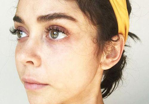 sarah hyland without makeup