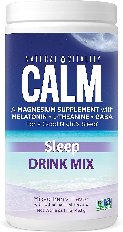 Natural Vitality CALM Sleep