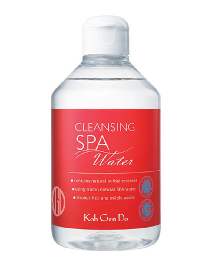 Cleansing Spa Water
