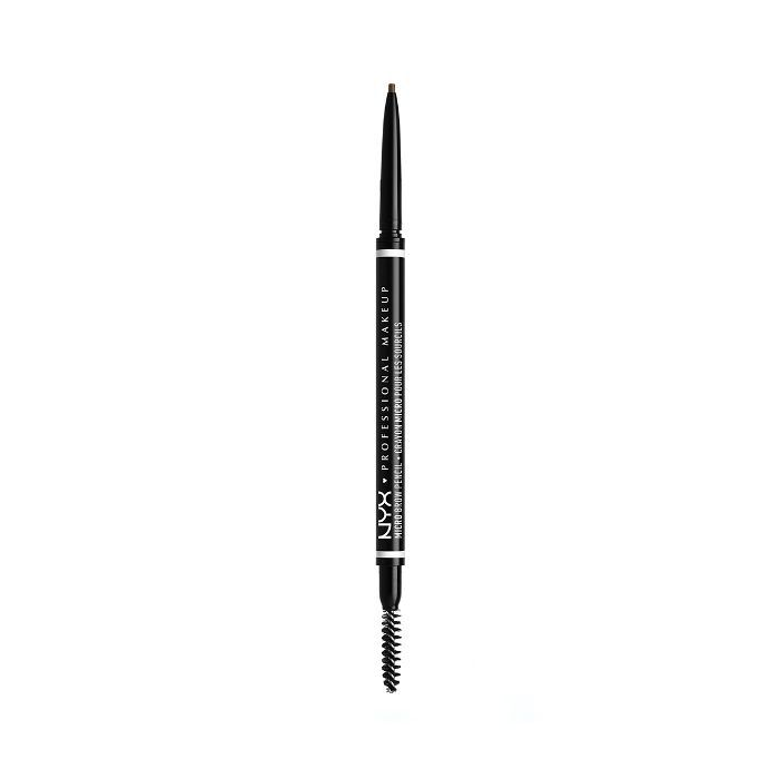 best drugstore beauty products: Nyx Professional Makeup Micro Brow Pencil