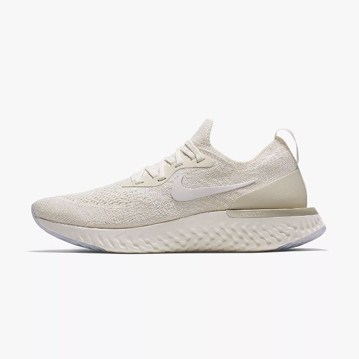 exercise on period: Nike Epic React Fly Knit