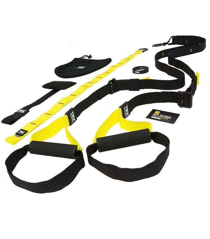weight training for women: TRX Suspension Training Home Kit