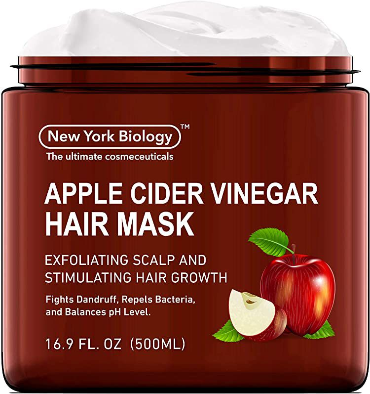New York Biology Apple Cider Vinegar Hair Mask