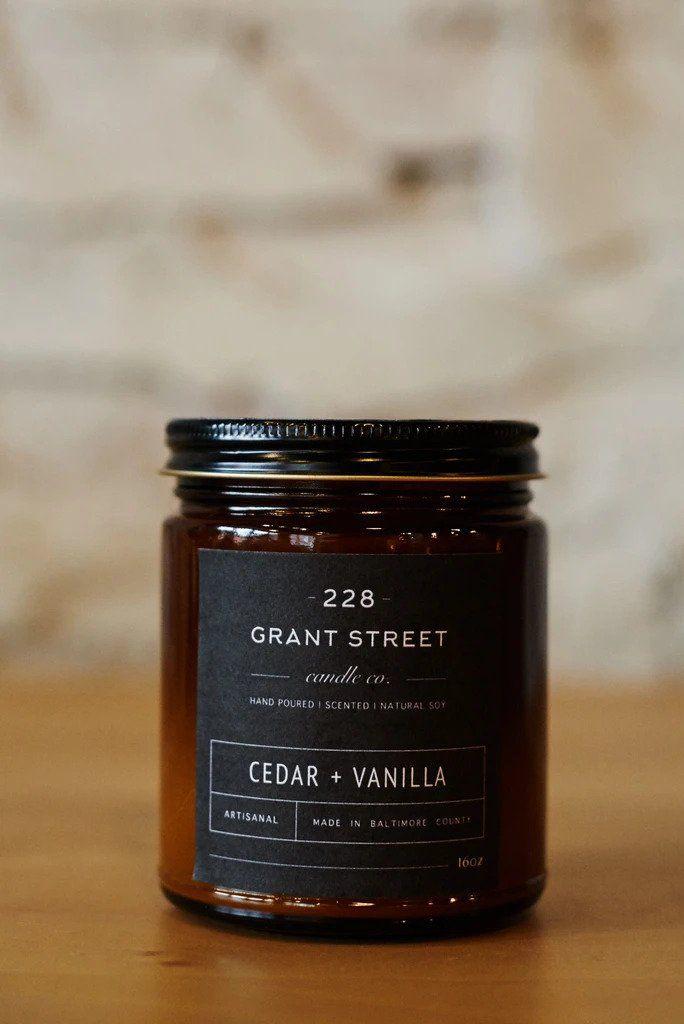 228 Grant Street Cedar + Vanilla