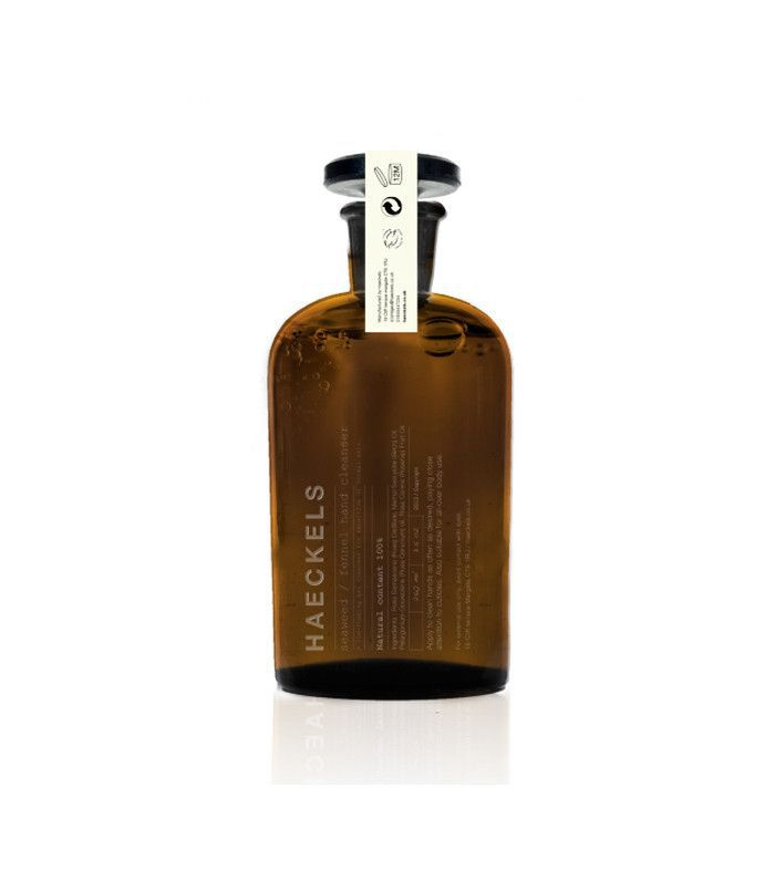 British beauty brands: Haeckels Fennel Hand Cleanser