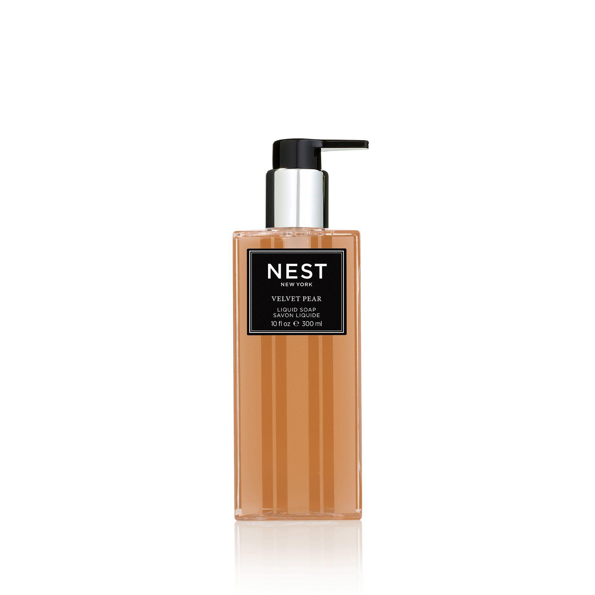 Velvet Pear Liquid Soap