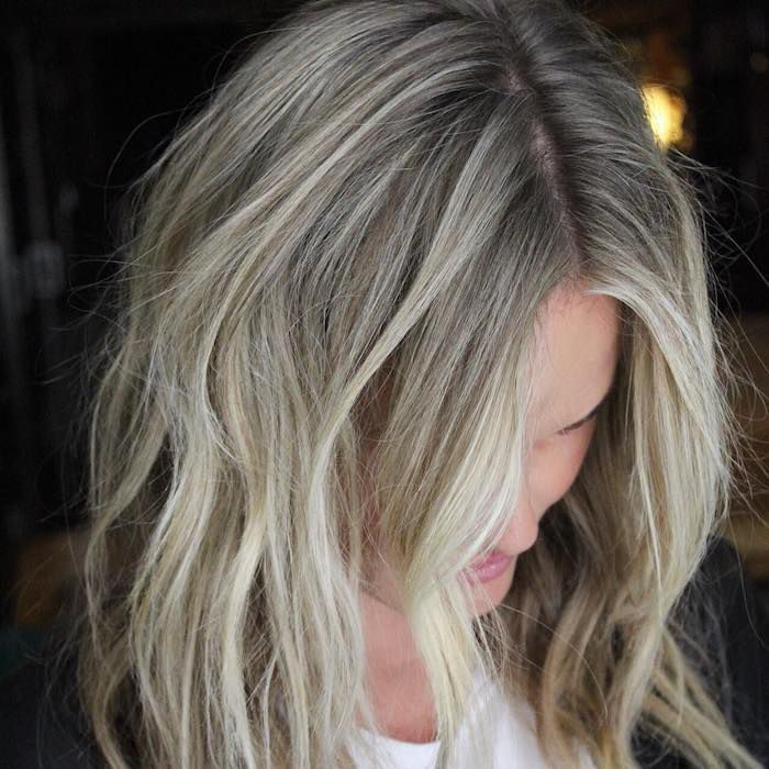 """Mushroom Blonde"" Is The New Platinum Blonde, According to Pinterest"