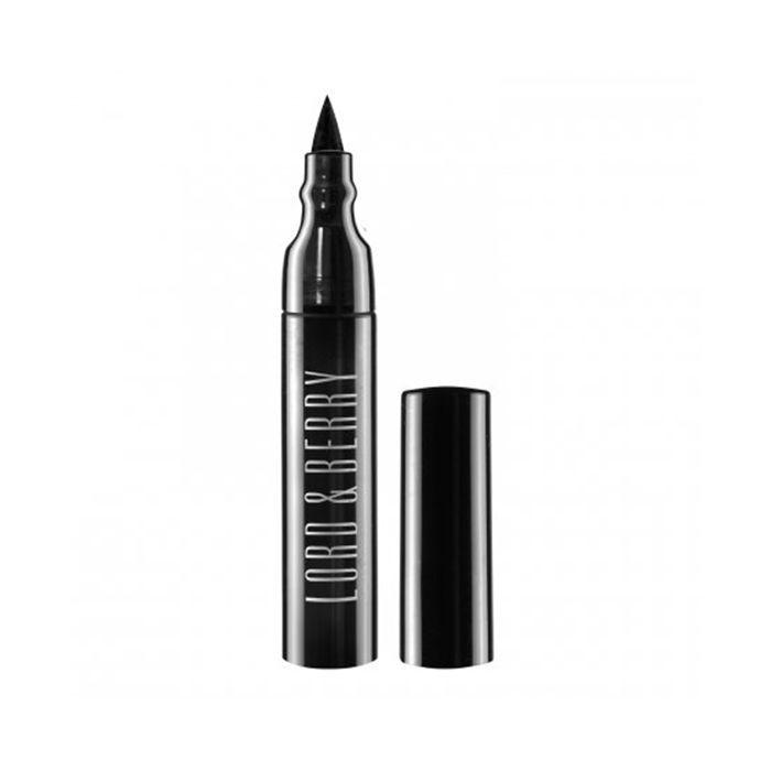 Celine Bernaerts makeup tutorial: Lord & Berry Perfecto Long Lasting Waterproof Felt Tip Liner