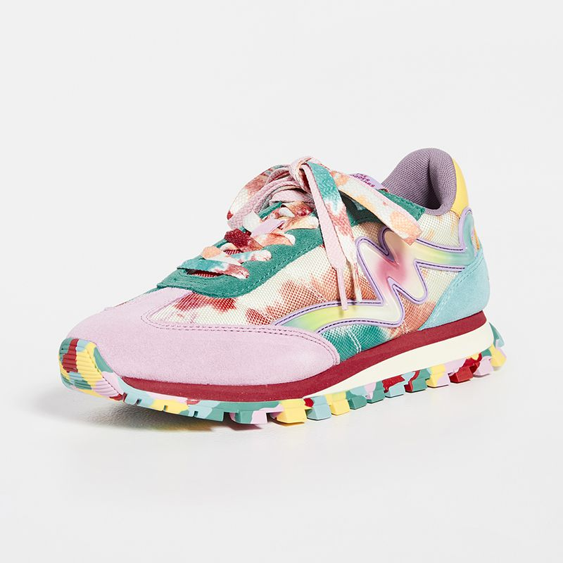 The Tie Dye Jogger Sneakers