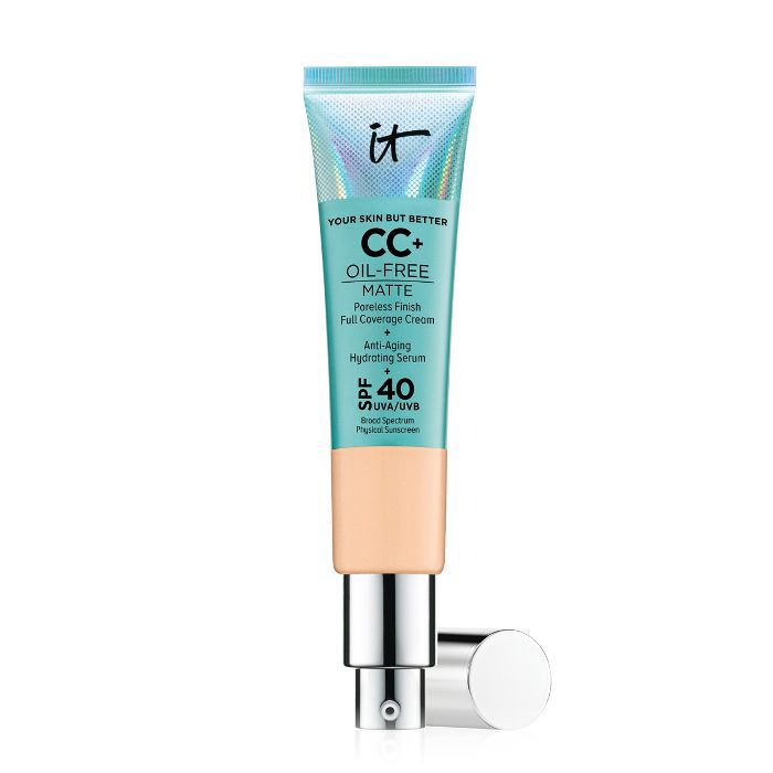 It Cosmetics CC+ Oil-Free Matte SPF 40