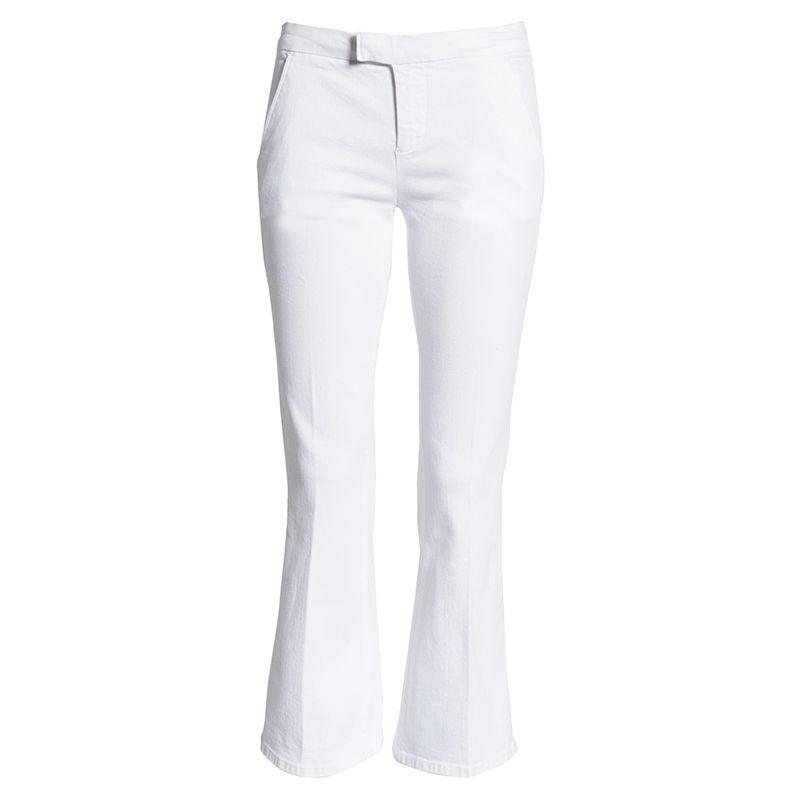 Le Serge Crop Flare Jeans