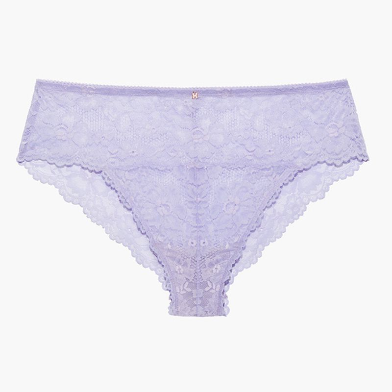Floral Lace Cheeky