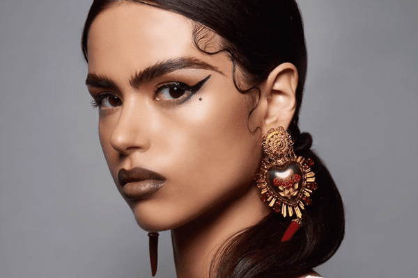 Chola Makeup