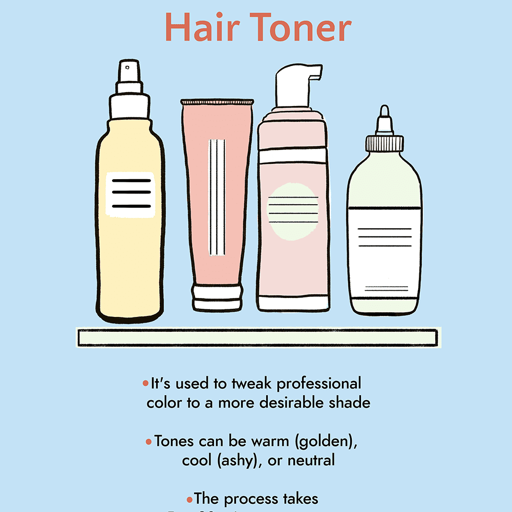 Everything You Need to Know About Hair Toner