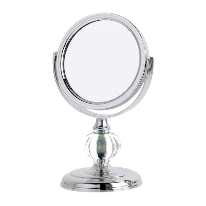 Danielle Mini Art Deco Mirror Clear 4x