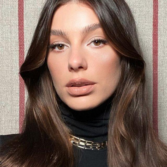 Camila Morrone Natural Makeup