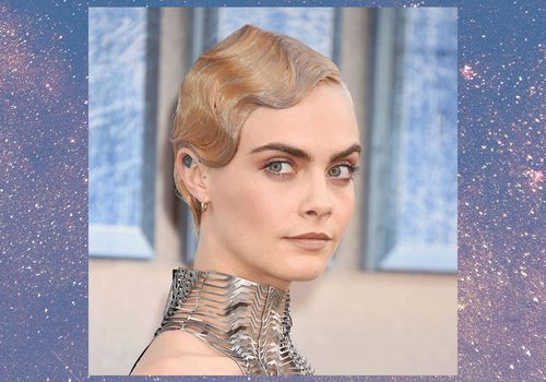 Cara Delevigne 1920s Waves