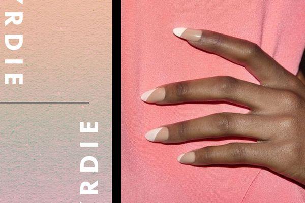professional manicure