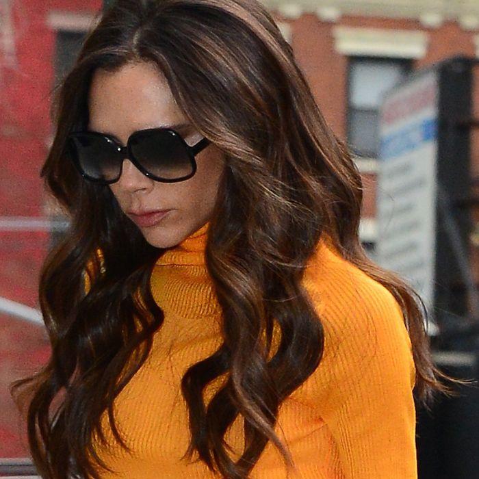 Victoria Beckham S Best Hairstyles