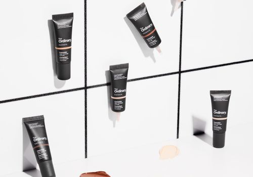 The Ordinary, Concealers
