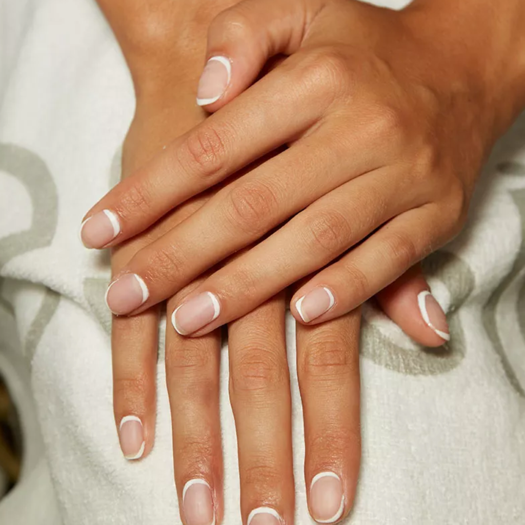 The French Mani Is Back (but Not the Way You Remember It)
