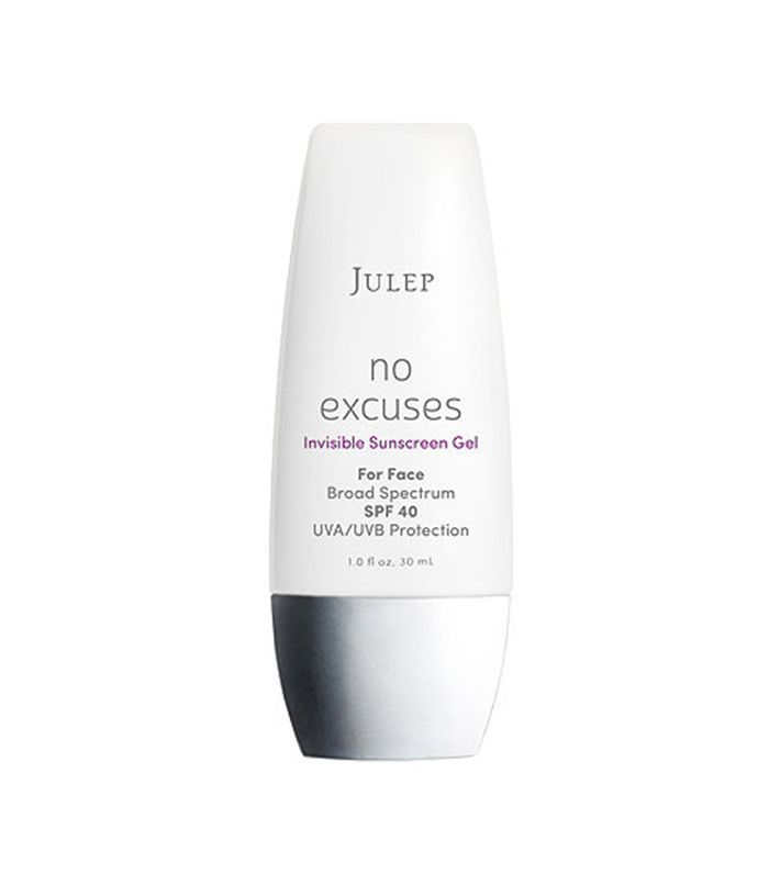 No Excuses Invisible Sunscreen Gel