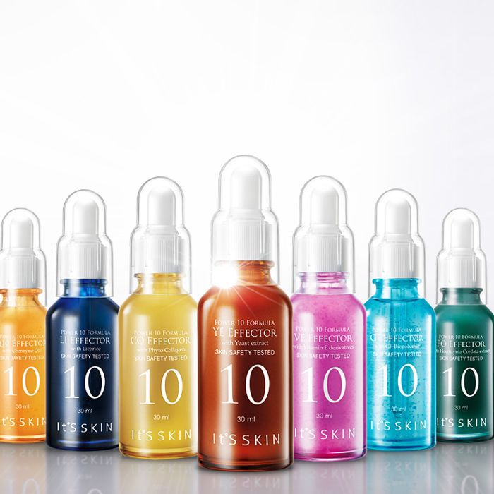 It's Skin Review: Power 10 Serums