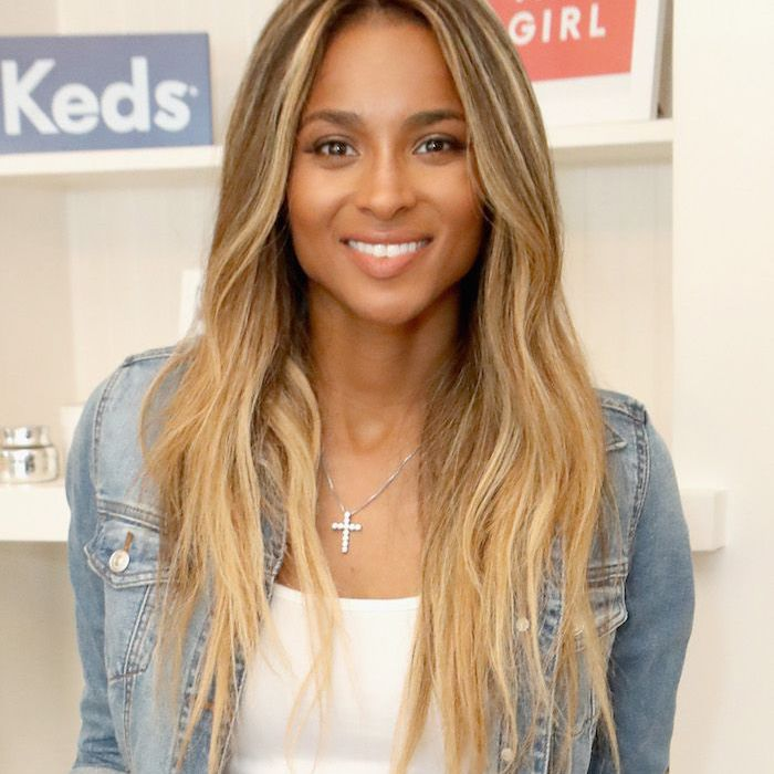 15 Inspirations Of Long Blonde Hair Colors: 15 Stunning Examples Of Balayage Blonde Hair