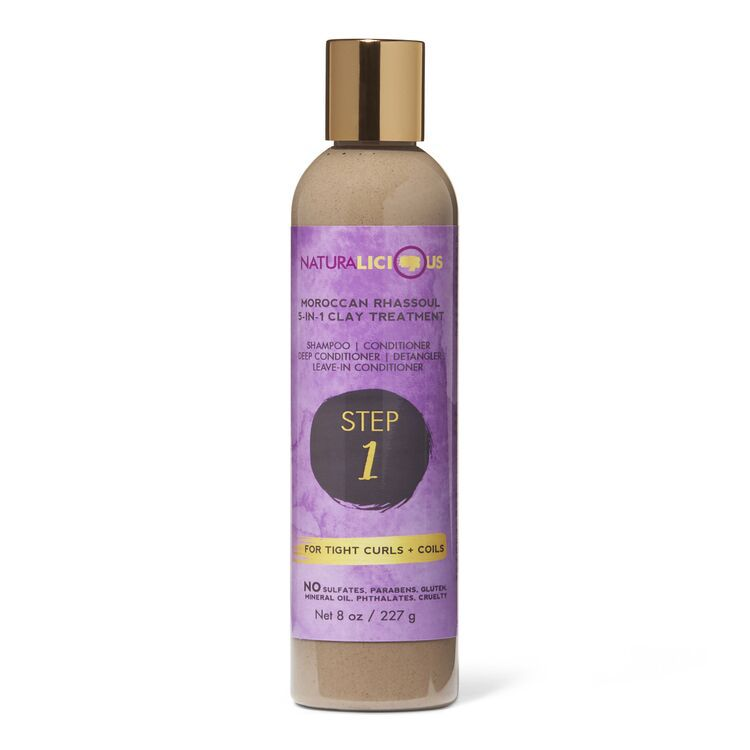 Moroccan Rhassoul 5 in 1 Clay Treatment