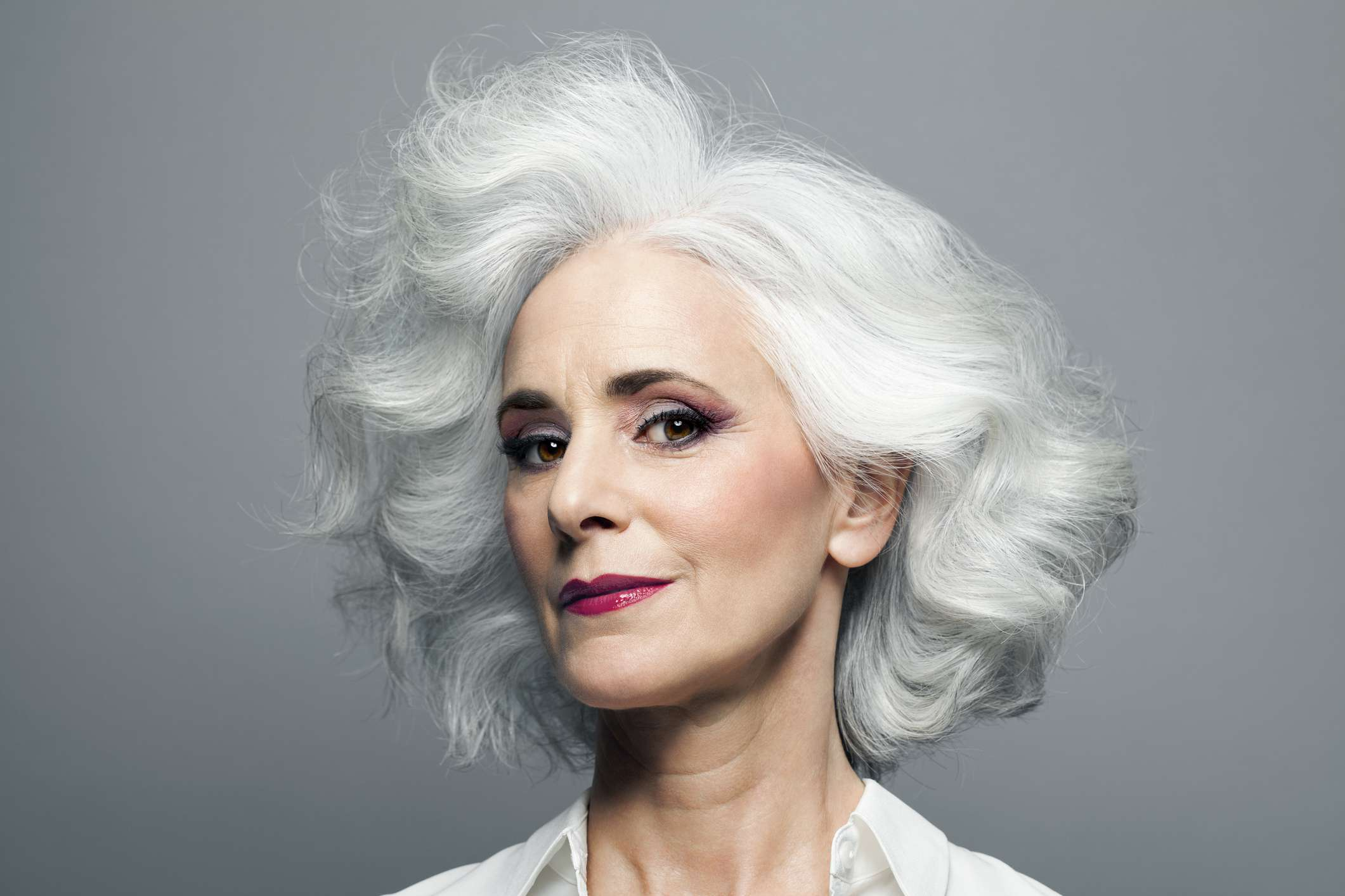 As we age, our skin changes and so does the way in which we wear makeup. Oftentimes older or mature women steer away from wearing the bold makeup they may ...