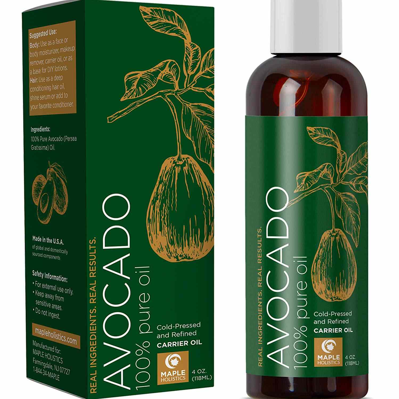 Maple Holistics 100% Pure Avocado Oil